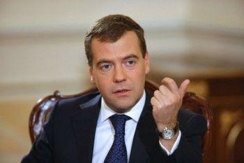 Вместо Путина в Свердловскую область может приехать Медведев
