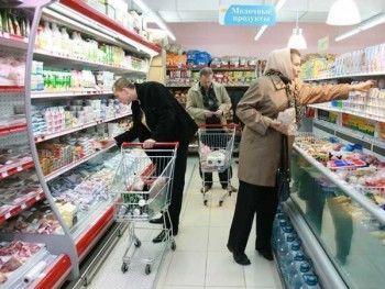 В 2015 году рост цен на продукты в Свердловской области превысил 20%