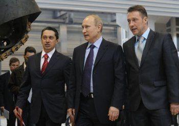 Источник: мэрия Нижнего Тагила готовит визит Владимира Путина