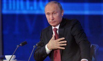 Прямая линия с Владимиром Путиным. Онлайн АН «Между строк»