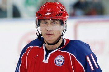 Путин проведёт 63-й день рождения с хоккеистами