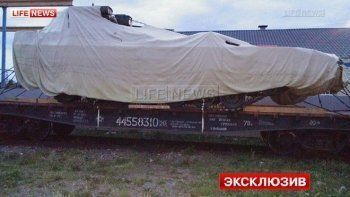 При транспортировке «Арматы»  в Нижний Тагил от удара током пострадал солдат-срочник