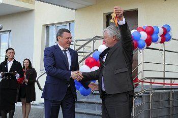 Сотрудники УВЗ получили квартиры в новых домах