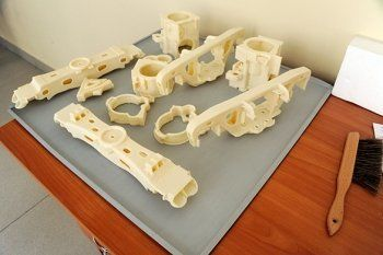 УВЗ начал печатать прототипы деталей на 3D-принтере
