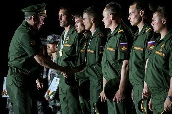 Россия победила в «Танковом биатлоне-2015»