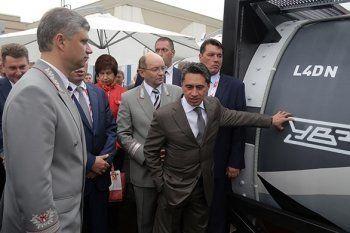 УВЗ начинает поставки вагонов в Иран