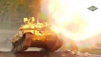 «Уралвагонзавод» потратил 350 миллионов на RAE-2015