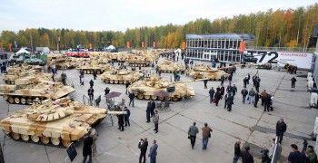 Стали известны первые зарубежные участники международной выставки вооружений RAE-2015