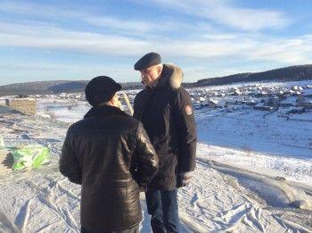 Сергей Носов наконец-то добрался до Серебрянки
