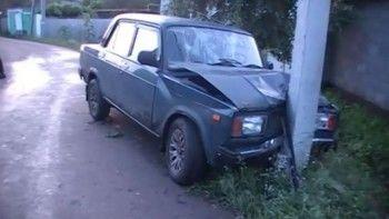 В Нижнем Тагиле задержали пьяного автовора