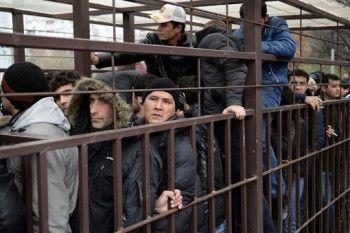 Мигранты подняли бунт в Екатеринбурге