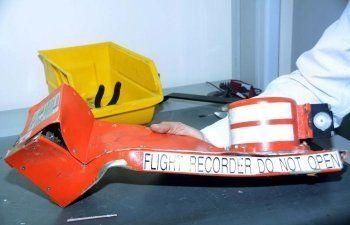 На речевом самописце A321 обнаружили звук взрыва