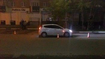 В Нижнем Тагиле автомобиль сбил перебегавшего дорогу мужчину