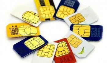 Россиян ограничат во владении SIM-картами