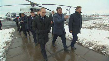 Владимир Путин всё-таки узнал о проблеме центра мецената Тетюхина