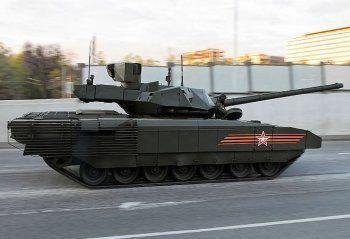 УВЗ поставит в войска 20 танков «Армата»