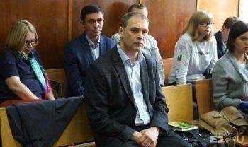 Экс-главу Верх-Исетского района Екатеринбурга приговорили к трём годам колонии