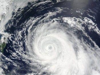Приморцам посоветовали запастись водой и лекарствами из-за приближающегося тайфуна