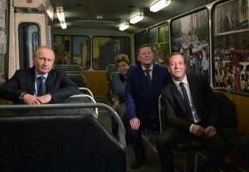 «Главное дело моей жизни…» В Екатеринбурге российская элита открыла в присутствии Путина Ельцин Центр