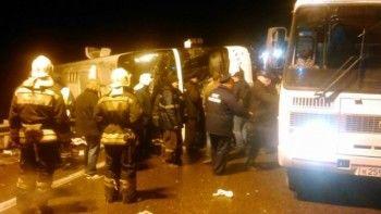 В ДТП с автобусом в Тульской области погибли 7 человек