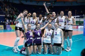 В новом сезоне за «Уралочку-НТМК» будет играть олимпийская чемпионка