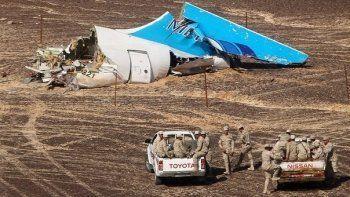 Спасатели доставили в Россию тела 144 пассажиров разбившегося в Египте самолёта