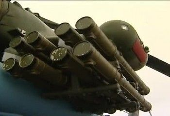 На Вагонке нашли противотанковую ракету «Атака»