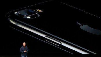 Apple официально представила iPhone 7