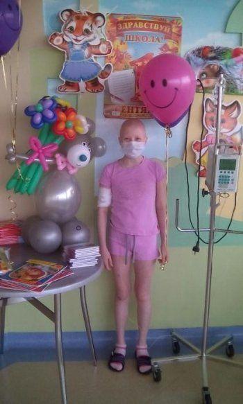 18 сентября в Нижнем Тагиле пройдёт спортивный марафон в поддержку больной раком 10-летней «уралочки»