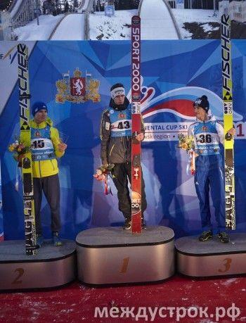 В Нижнем Тагиле прошли международные соревнования по прыжкам с трамплина