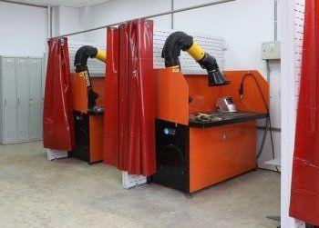 В Нижнем Тагиле открылась лучшая сварочная лаборатория