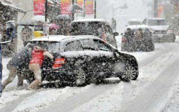 Циклон принесёт в Свердловскую область сильные снегопады