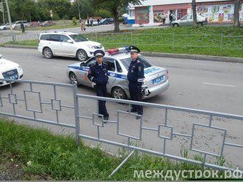 В Нижнем Тагиле наказаны оба участника столкновения Mitsubishi с машиной ДПС