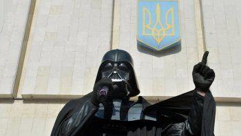 Партия Дарта Вейдера поборется за власть в Украине