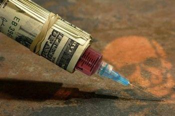 Наркомания обходится российской экономике в 3% ВВП в год