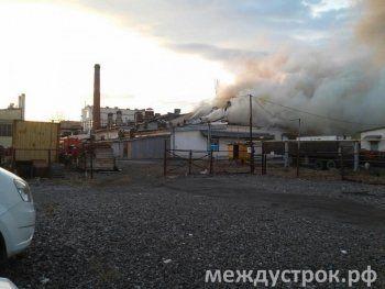 Прокуратура назвала причину пожара на «Тагилхлебе»