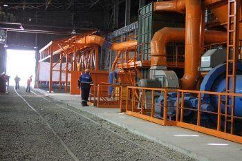 В Нижнем Тагиле открылось уникальное для России производство