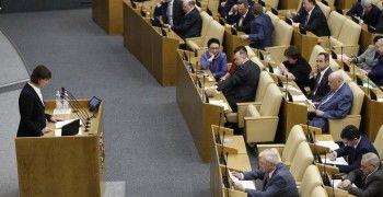 Не прошедших в состав Думы депутатов предложили лишить содержания