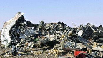 Россия признала крушение самолета в Египте терактом
