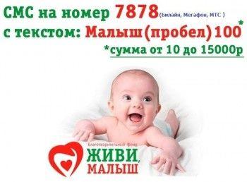 Стартует акция «100 рублей спасут жизнь»