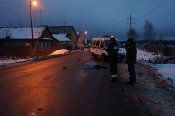 В Нижнем Тагиле джип насмерть сбил пешехода и скрылся с места ДТП. Полиция разыскивает водителя (ФОТО)
