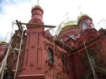 Тагильчане могут помочь в восстановлении храма