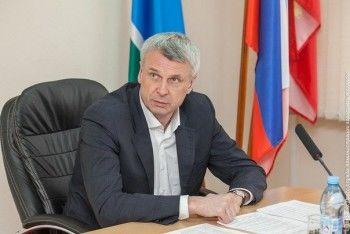 Сергей Носов отчитался о своих доходах