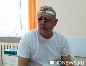 В Екатеринбурге неизвестные жестоко избили профессора УрФУ. «Ничего не украли, в кармане остался кошелёк и дорогой телефон»