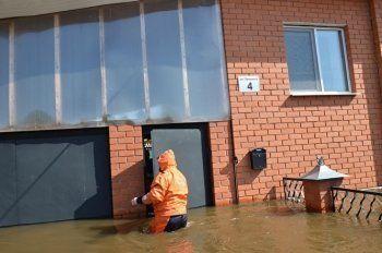 В Ирбите из-за паводка эвакуировали уже порядка 70 местных жителей (ФОТО)