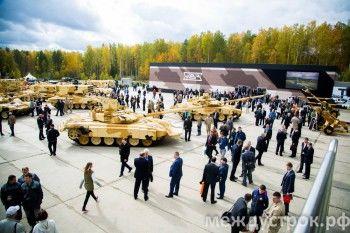 «Уралвагонзавод» получит 2,5 миллиарда рублей за модернизацию танков