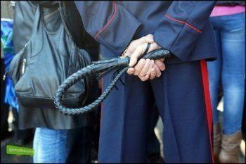 В Нижнем Тагиле активистка «Красного Креста» обвинила казачьего атамана в нападении. «Толкнул, облил водой, обматерил, а ещё мальчиков собрался мужеству учить!»