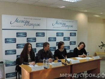 Пресс-конференция тагильской модели Кристины Маньковой | 25 августа 2015