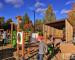Беседки, необычные горки и площадка для выгула собак. В Нижнем Тагиле после масштабной реконструкции открылся парк Победы