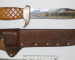 Житель Верхней Туры планировал продать в Нижнем Тагиле самодельный нож, но его задержали полицейские